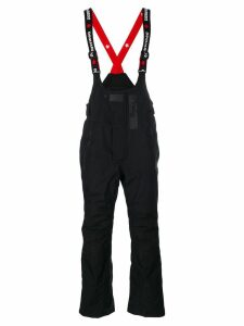 Dsquared2 logo print ski trousers - Black