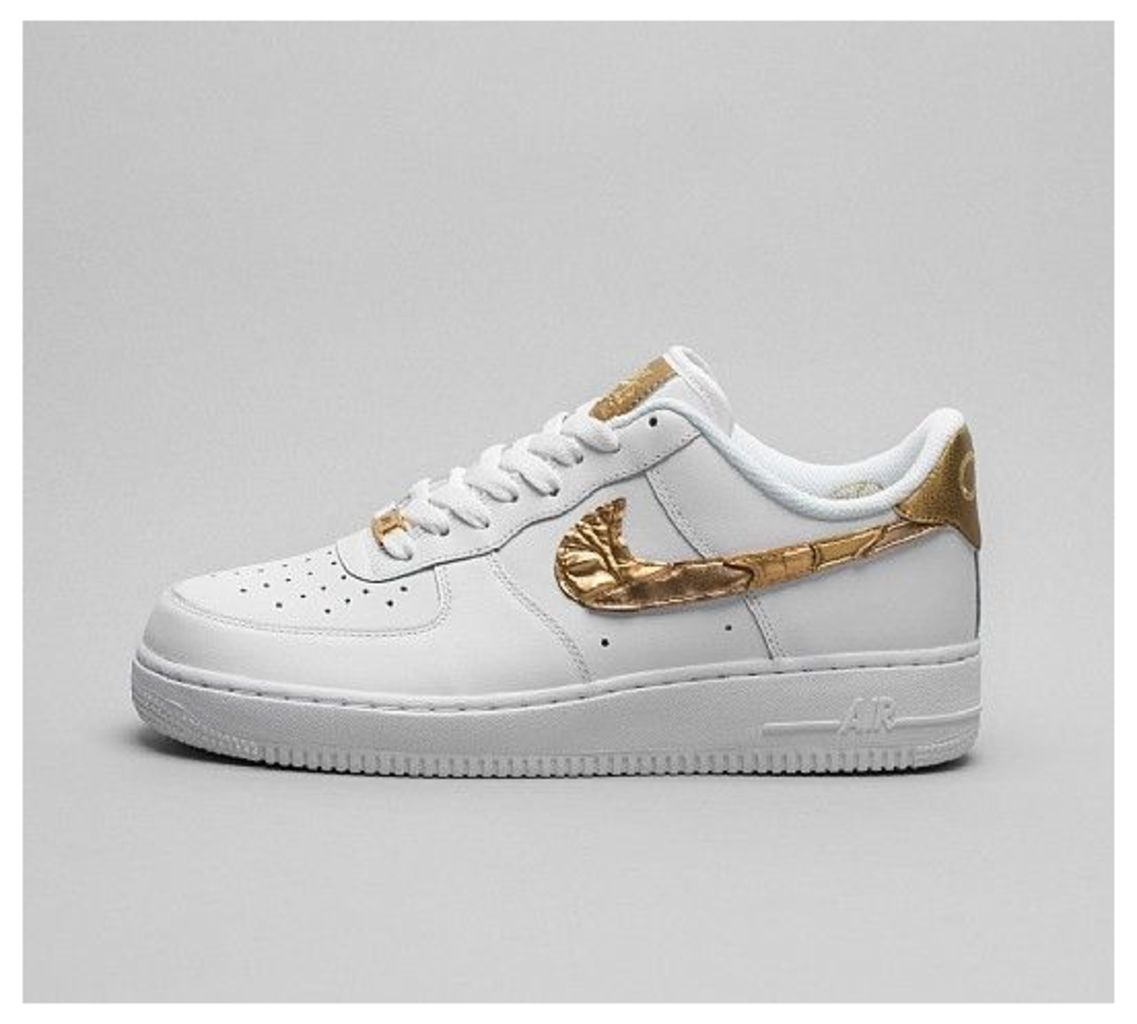 Air Force 1 CR7  Golden Patchwork  Trainer by Footasylum  0295e0be9