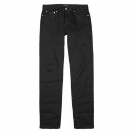 A.P.C. Petite New Standard Black Skinny Jeans