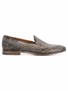 Premiata woven slippers - Grey