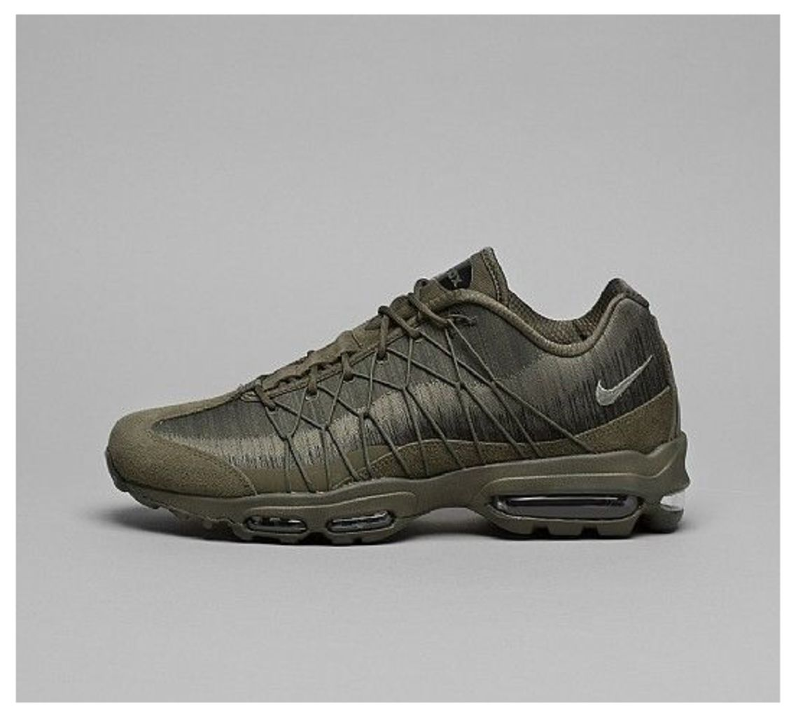 Air Max 95 Ultra Jacquard Trainer by Footasylum  0ba65a0eebb3