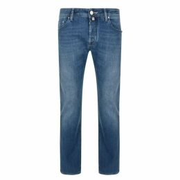 Jacob Cohen Rome Badge Jeans