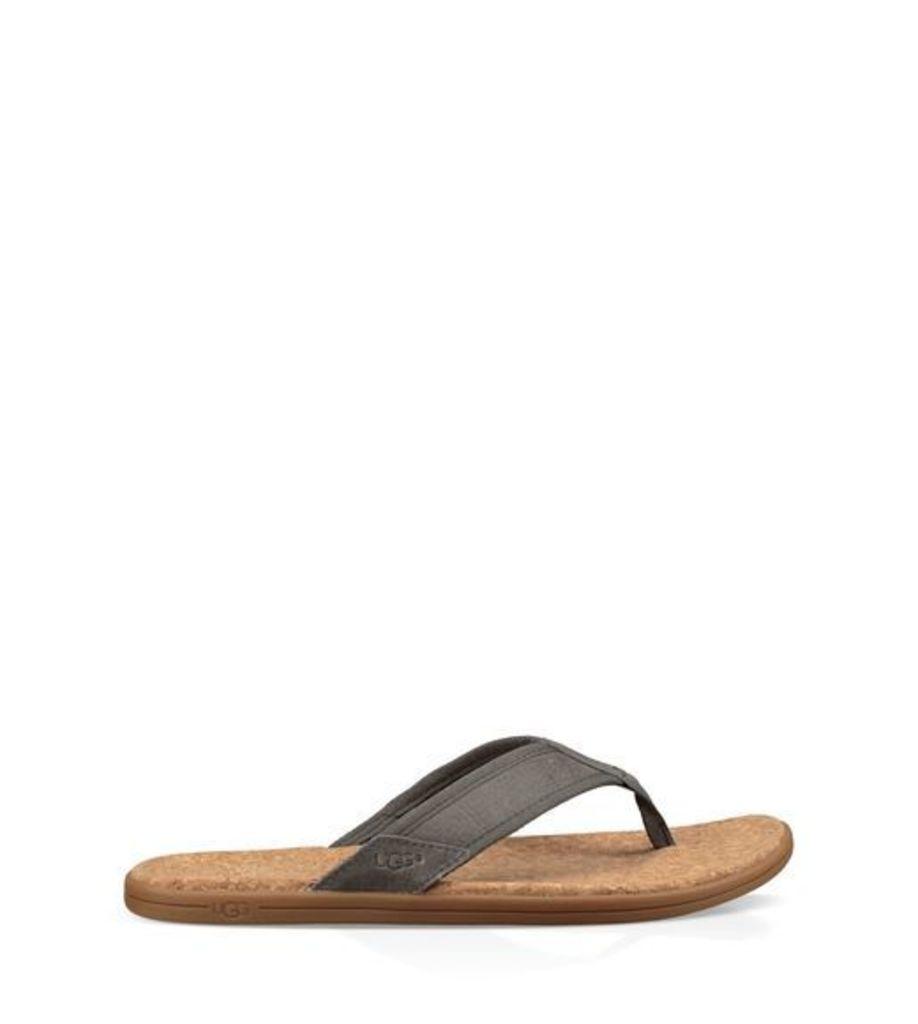 802adef5866 UGG Seaside Flip Flop Mens Sandals Seal 12 by Ugg | Snap Fashion ...