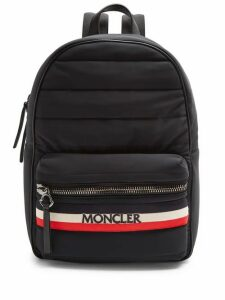 Moncler - New George Quilted Backpack - Mens - Black Multi