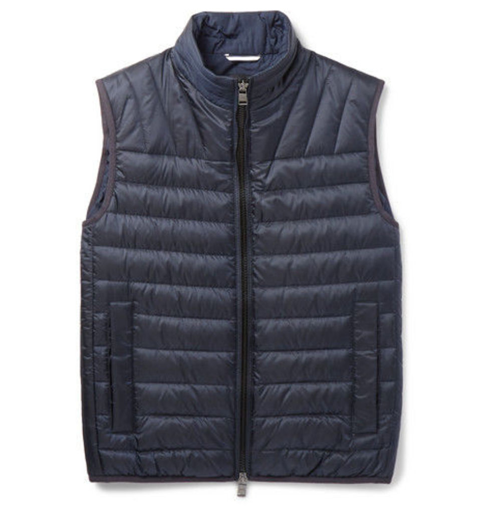 4030749d3 Darano Quilted Water-repellent Shell Down Gilet by Hugo Boss | Snap ...
