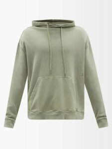 Gucci - Contrast Striped Wool Trousers - Mens - Grey