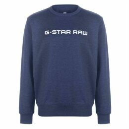 G Star Loaq Crew Neck Sweatshirt