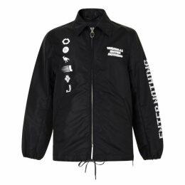 Lanvin Symbols Coach Jacket