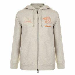 Maharishi Tiger Hooded Sweatshirt