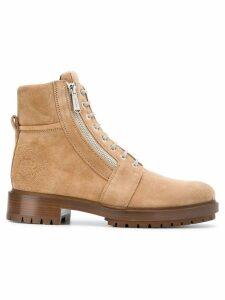 Balmain Ranger Army boots - Neutrals