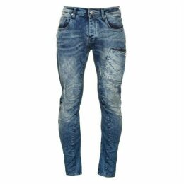 883 Police Cassady Hazard Twisted Stretch Jeans