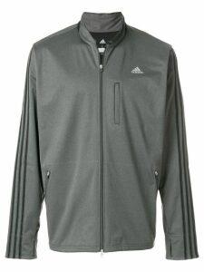 Adidas By Kolor zipped track jacket - Grey