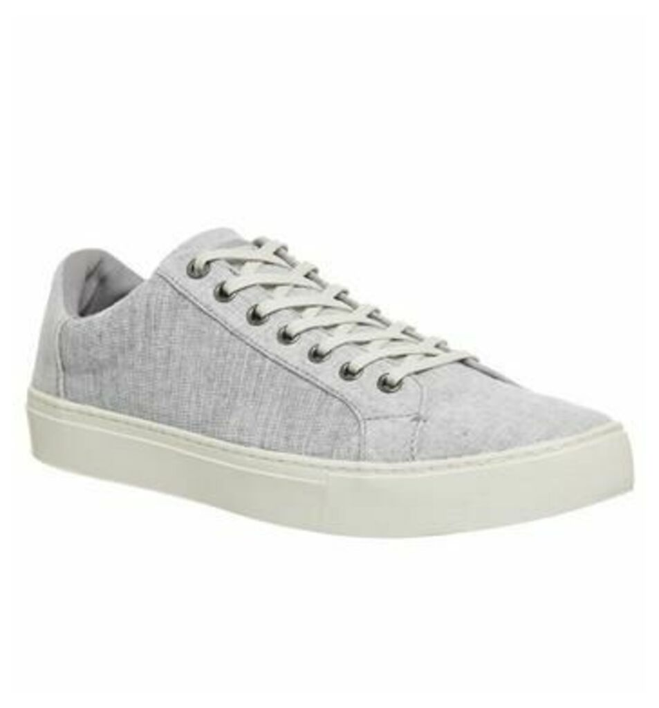 5f2047c7372 Toms Lenox DRIZZLE GREY CHAMBRAY MIX by TOMS