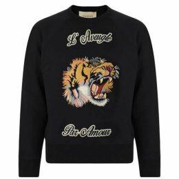 Gucci Tiger Sweatshirt