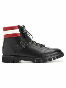 Bally X Swiss Champions boots - Black