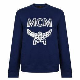 MCM Logo Sweatshirt