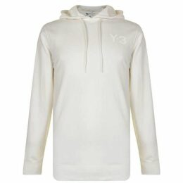 Y3 Classic Logo Hooded Sweatshirt