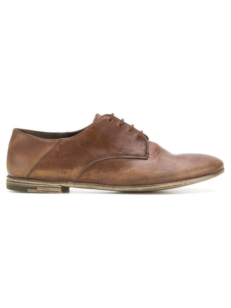 Premiata casual lace-up shoes - Brown