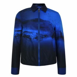 NEIL BARRETT Ink Jacket