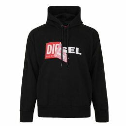 Diesel Jeans Logo Hooded Sweatshirt