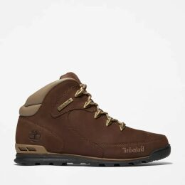 Timberland Euro Rock Hiker For Men In Yellow Yellow, Size 7
