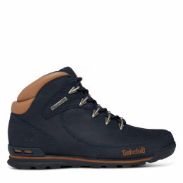 Timberland Euro Rock Hiker For Men In Navy Navy, Size 13.5
