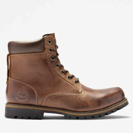 Timberland Euro Rock Hiker For Men In Brown Brown, Size 9.5