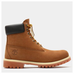 Timberland Premium 6 Inch Boot For Men In Rust Rust, Size 6