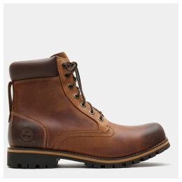 Timberland Rugged 6 Inch Boot For Men In Brown Brown, Size 14.5