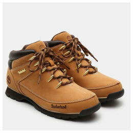 Timberland Euro Sprint Hiker For Men In Yellow Yellow, Size 12.5