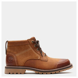 Timberland Larchmont Chukka For Men In Brown Brown, Size 14.5