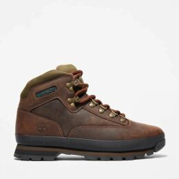 Timberland Euro Sprint Hiker For Men In Black Black, Size 7.5