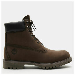 Timberland Premium 6 Inch Boot For Men In Brown Brown, Size 7.5