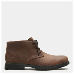Timberland Stormbuck Chukka For Men In Dark Brown Dark Brown, Size 11