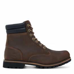 Timberland Foraker 6 Inch Boot For Men In Dark Brown Dark Brown, Size 11.5