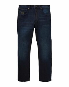 Voi Jack Straight Fit Jean 33 In