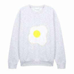 McIndoe Design - Grey Fried Egg Sweatshirt