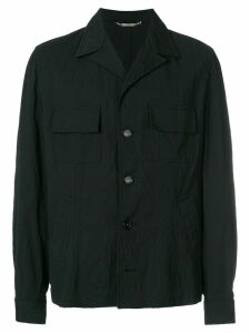 Dolce & Gabbana Pre-Owned classic shirt jacket - Black