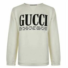Gucci Cita Crew Sweatshirt