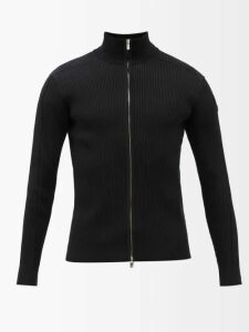 Moncler - Alshat Zip Through Jacket - Mens - Green