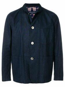 Comme Des Garçons Pre-Owned Postman jacket - Blue