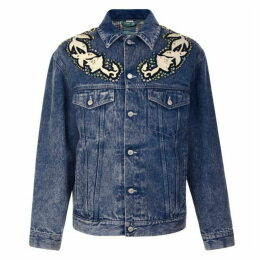 Gucci Embellished Denim Jacket