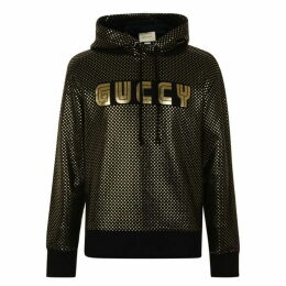 Gucci Guccy Hooded Sweatshirt