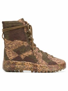 Yeezy Season 6 Military boots - Green