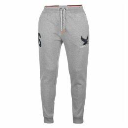SoulCal Deluxe Eagle Jogging Bottoms