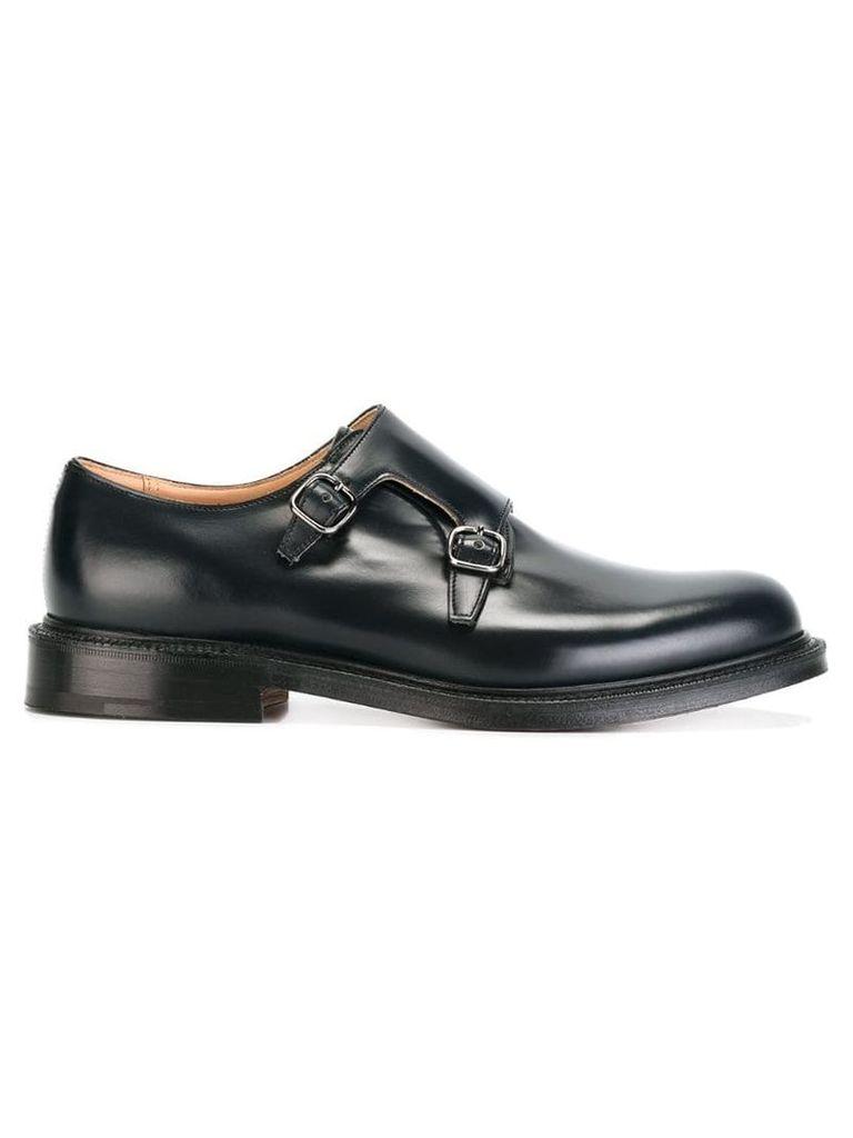 Church's 'Lambourn' monk shoes - Blue