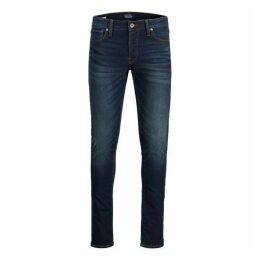 Jack and Jones Glenn Indigo Knit Jeans