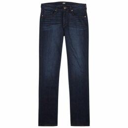 Paige Lennox Indigo Slim-leg Jeans