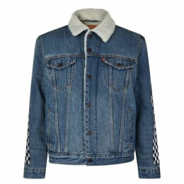 Rhude Trucker Denim Jacket