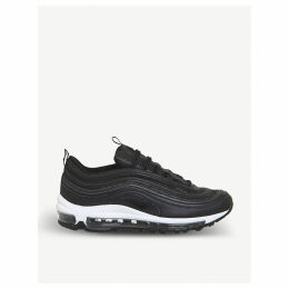 Air Max 97 leather and mesh trainers